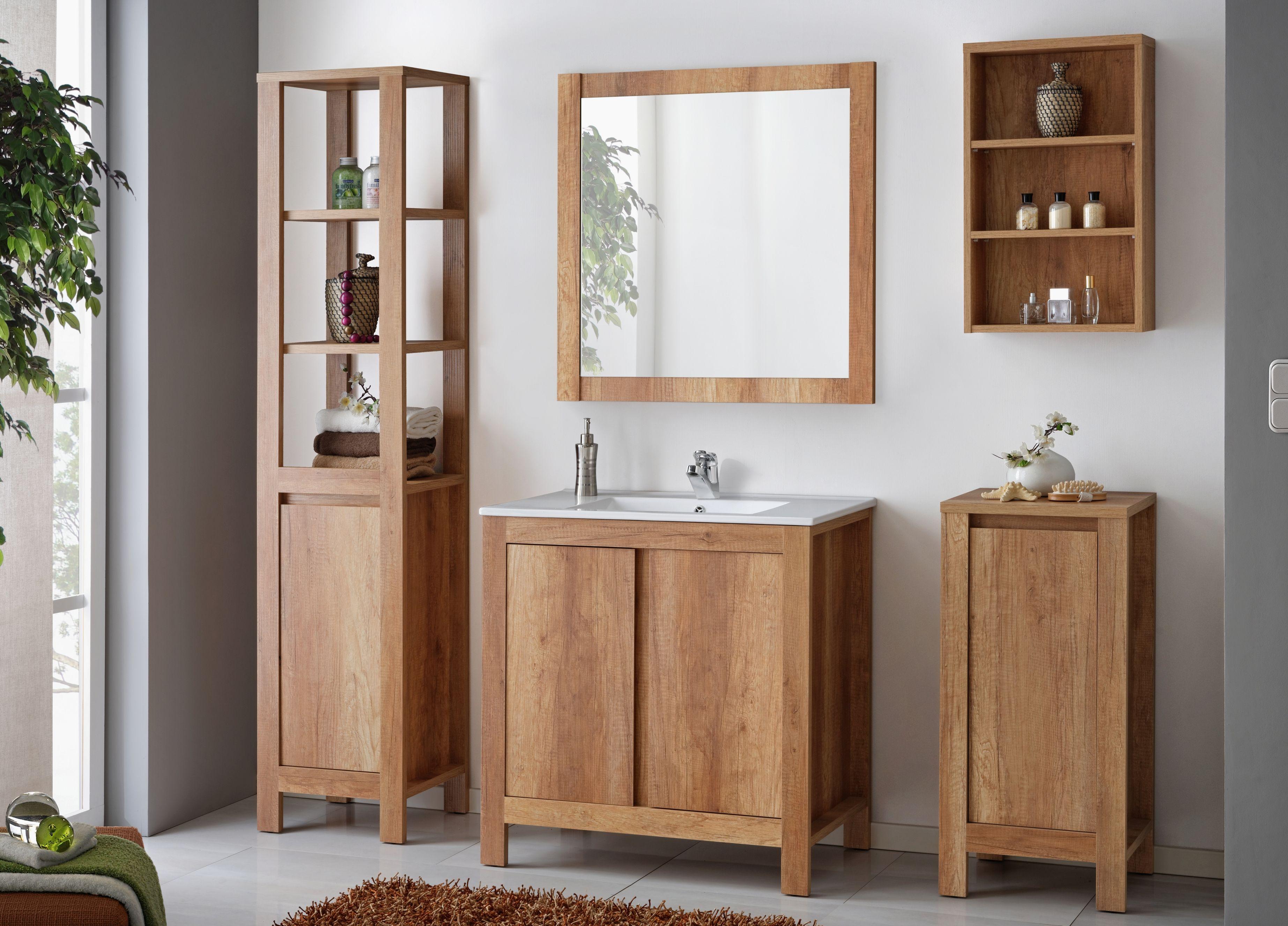 Fürdőszoba bútor - tölgy - CLASSIQUE