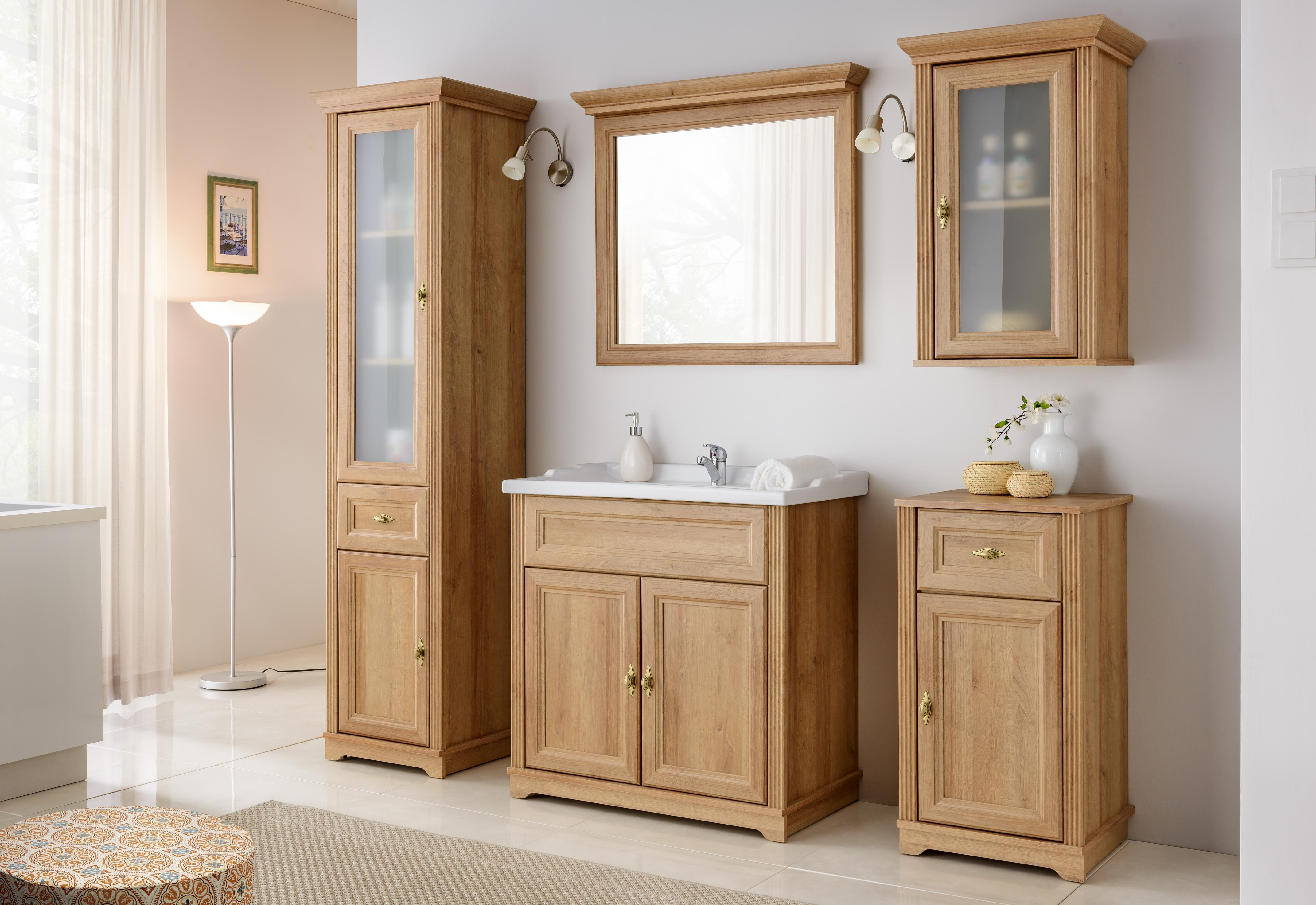 Fürdőszoba bútor - tölgy - PALAZZO QUERCIA