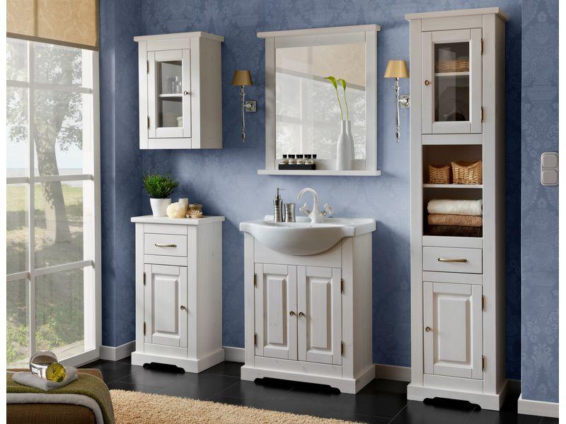 Fürdőszoba bútor - fehér - ROMANTIQUE