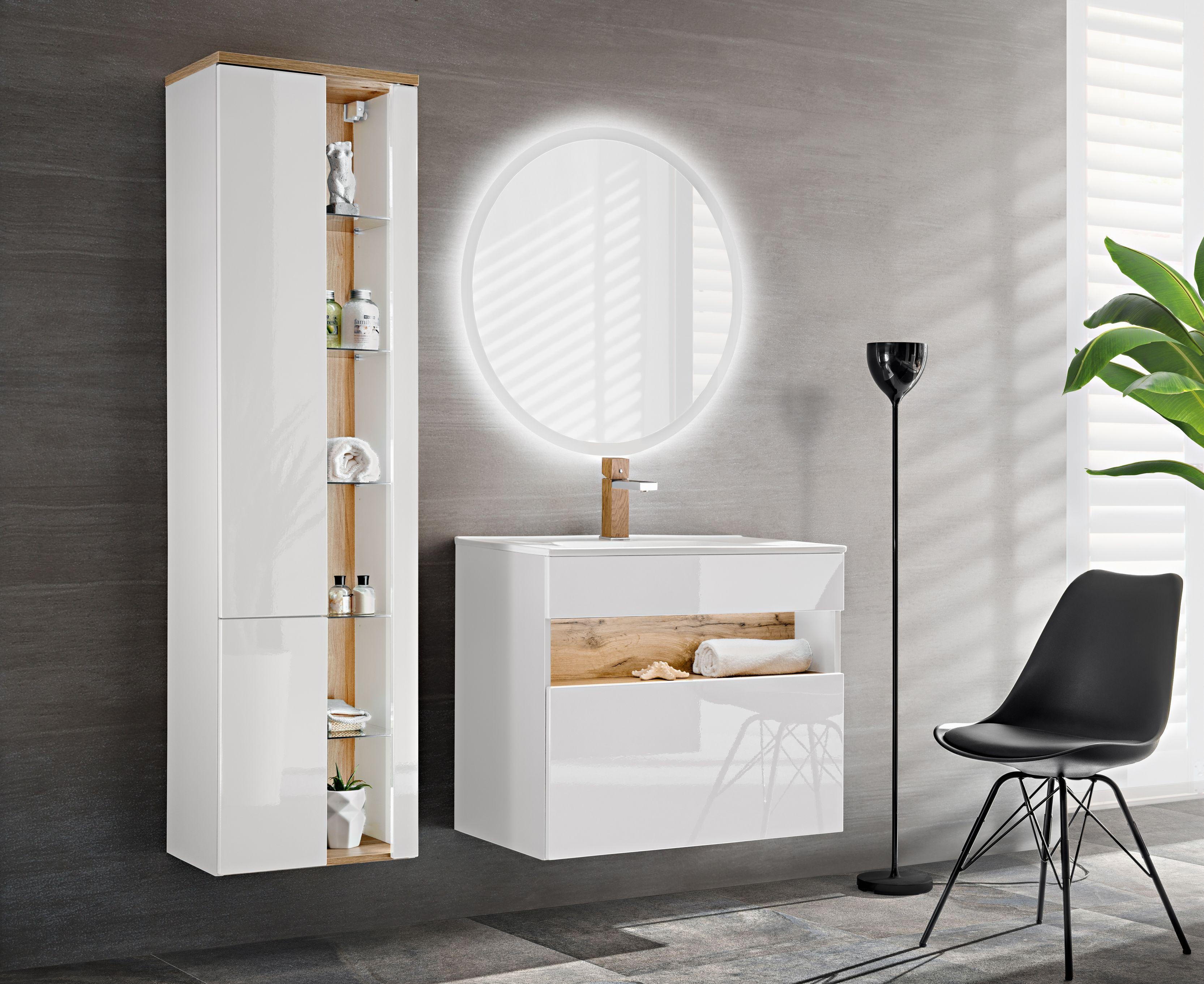 Fürdőszoba bútor - TAINO WHITE
