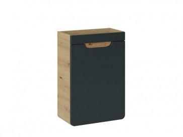 Szekrény mosdóhoz fürdőszobába 40x22 - 1D - ARAWAK COSMOS