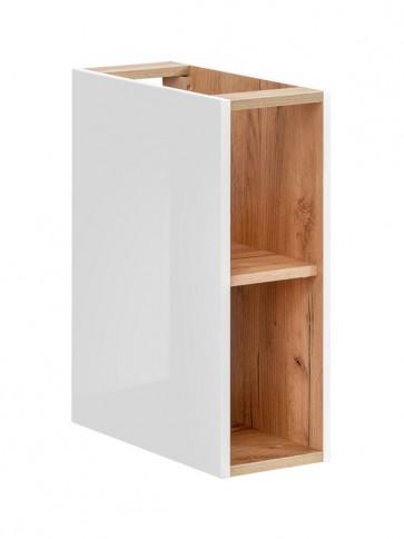 Alsó nyitott szekrény fürdőszobába 20 – fehér - CAPRICE WHITE