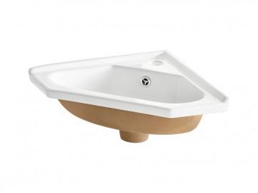 Sarok mosdókagyló fürdőszoba szekrényhez (40)