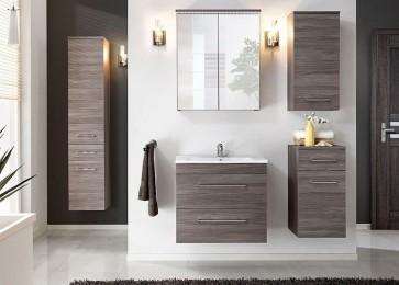 Modern trüffelbarna fürdőszobaszett - Cosmos