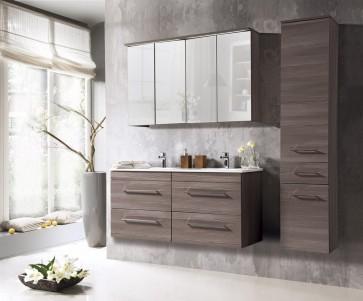 Modern trüffelbarna fürdőszobaszett (120) - Cosmos