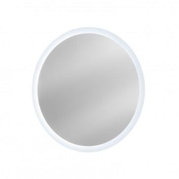 Kerek tükör fürdőszobába LED világítással 60 - CHARME