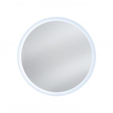 Kerek tükör fürdőszobába LED világítással 80 - CHARME