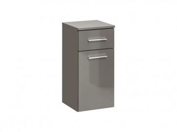 Alsó szekrény fürdőszobába 30 - 1D/1S - VIS GREY