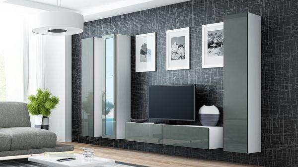 Modern nappali szekrénysor - Viral XV.