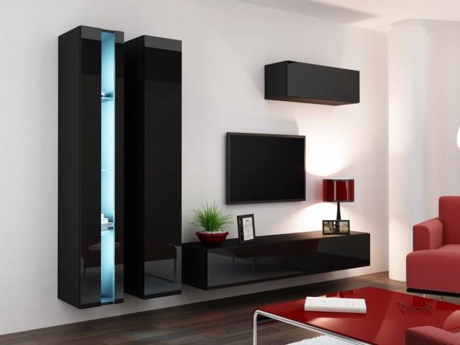 Modern nappali szekrénysor - VIRAL new I.