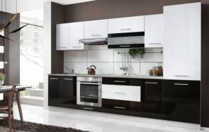 Modern magasfényű konyhabútor - Panna III.