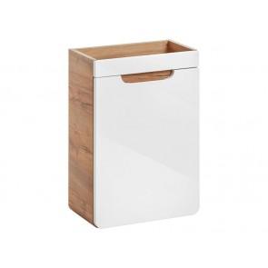 Szekrény mosdóhoz fürdőszobába 40x24 - 1D - ARAWAK