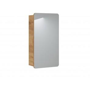Tükrös szekrény fürdőszobába 40 1D - ARAWAK