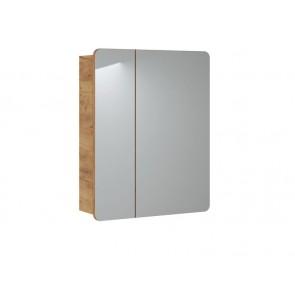 Tükrös szekrény fürdőszobába 60 2D - ARAWAK